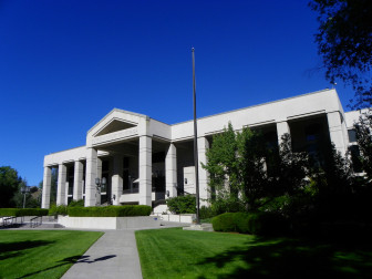 Image of Nevada Supreme Court building