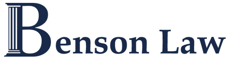Benson Law Nevada big logo